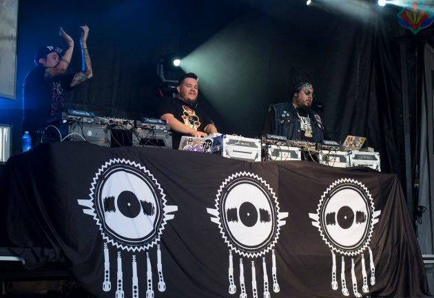 A Tribe Called Red at ODBF-12