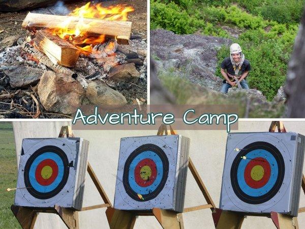 Ferienfreizeit Adventure Camp