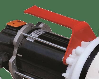 Piusi SuzzaraBlue DC Pump Handle