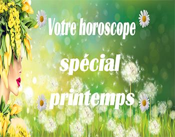 horoscope gratuit spécial printemps 2020