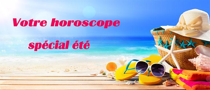 Horoscope spécial été