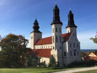 Gotland island: Visby cathedral