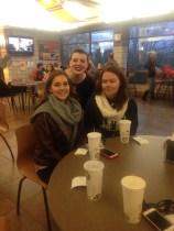 Kendal, Liz, and Kenzie!