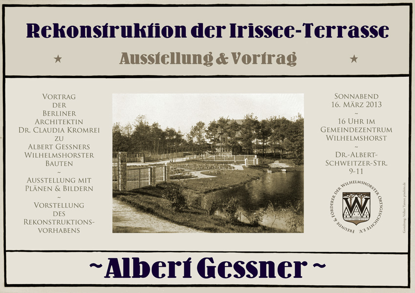 Ausstellung Albert Gessner