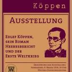 Edlef Köppen Ausstellung