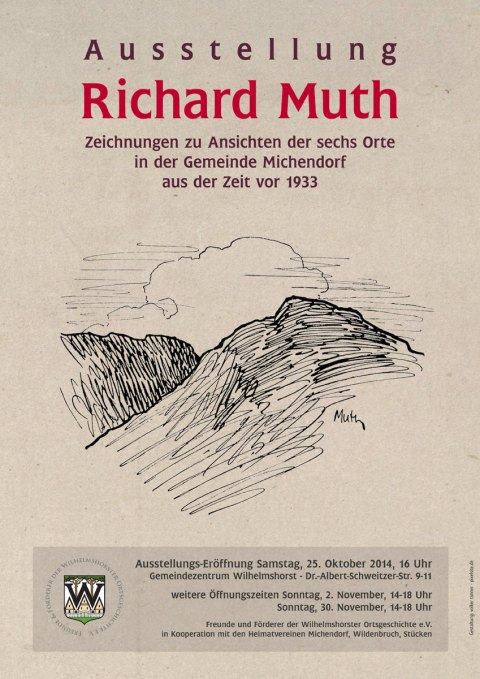 Der Maler Richard Muth