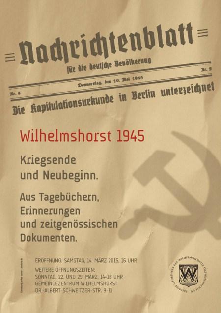 Wilhelmshorst 1945