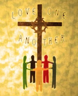 And he has given us this command: Anyone who loves God must also love their brother and sister. (1Jo 4:21 NIV)