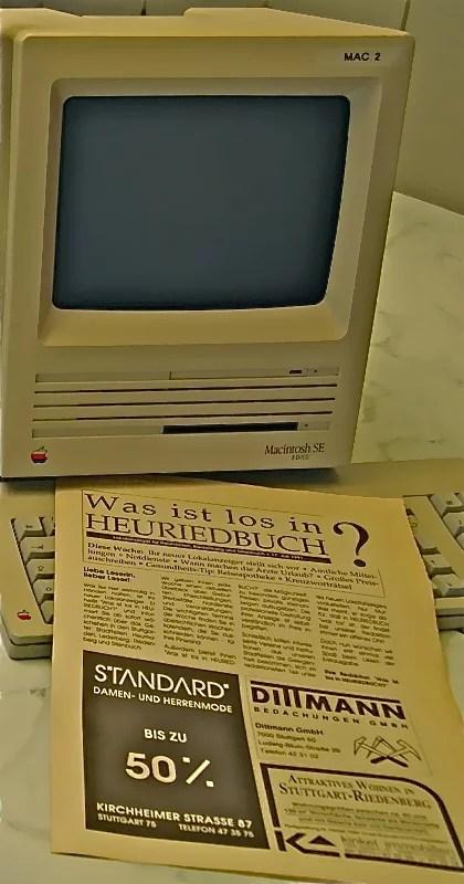 Erster WILIH 17. Juli 1991