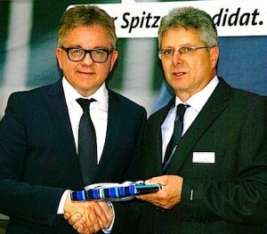 Guido Wolf und Hans Eisele Stuttgart Wangen CDU Frühjahrsempfang Kelter