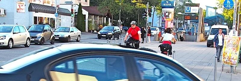 Radverkehr Stuttgart Sillenbuch Kirchheimer Straße