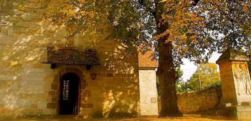 Alte Kirche Stuttgart Hedelfingen