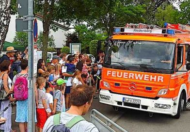 Jugendfeuerwehr übt wieder – Kinderfest fällt aus