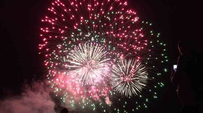 Feuerwerk Ostfildern