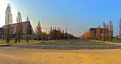 Landschaftstreppe Ostfildern Scharnhauser Park