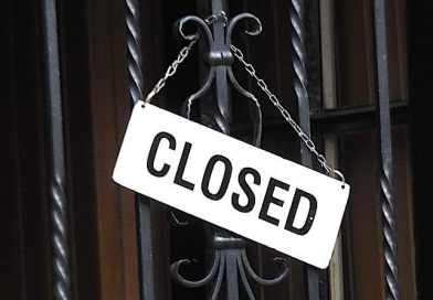Wegen Tagung und Fortbildung geschlossen