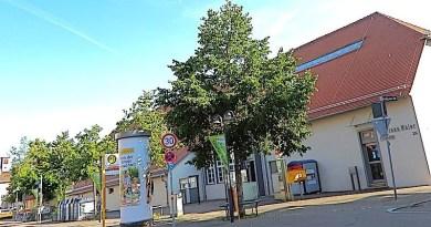 Keltervorplatz Stuttgart Wangen