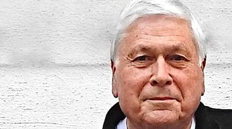 Manfred Kanzleiter wird 75