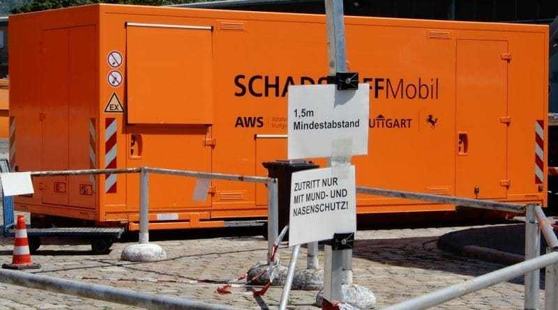 Schad- und Wertstoffmobil kommen ins WILIH-Land