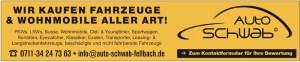 Anzeigenmotiv Auto-Schwab für den Slider