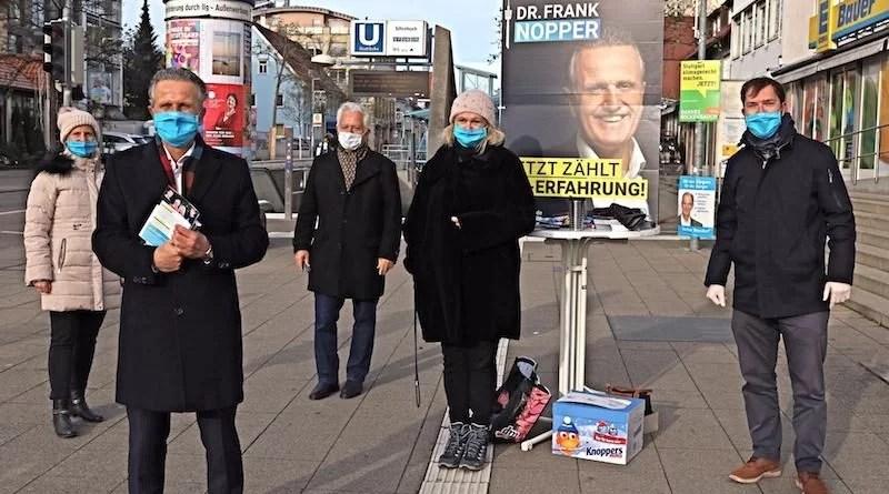 OB-Wahl Stuttgart 2020