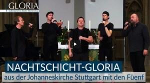 Nachtschicht-Gloria aus der Johanneskirche