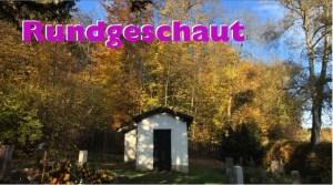 Friedhofshaus in Riedenberg
