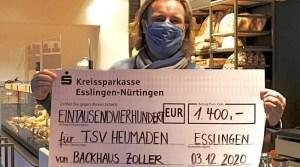 TSV Heumaden Matthias Schneider