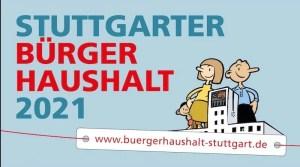 Stuttgarter Bürgerhaushalt 2021