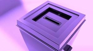 violette Wahlurne