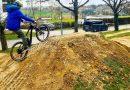 BMX-Bahn umgestaltet – Jugendliche beteiligt