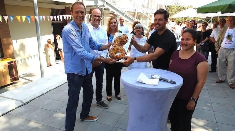 Eröffnung neues Jugendhaus B10 in Wangen