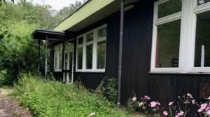 Blick auf ehemalige Flüchtlingsunterkunft Gorch-Fock-Straße 32 in Sillenbuch