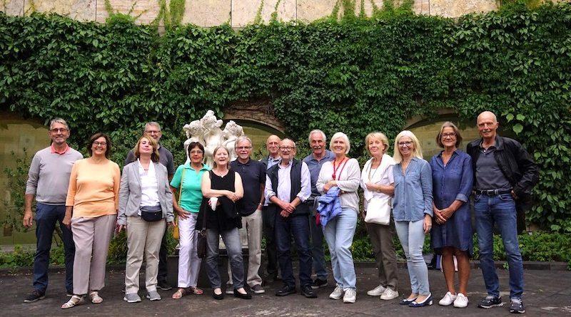 SKS Kulturausflug zur Beuys Ausstellung August 2021