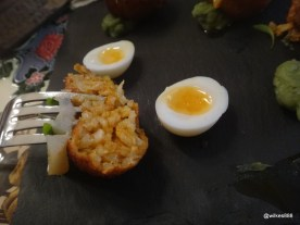GrEAT British - Quails Egg
