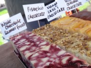 Munch Street Food - Sweet Tooth Factory, Cheesecakes!