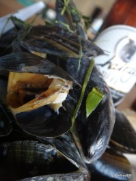 Street Feast (First Anniversary) - Thai Mussels and Beer