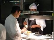 Benares Restaurant (Mayfair) - Chefs in their natural habitat