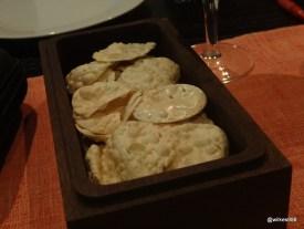Benares Restaurant (Mayfair) - Indian Restaurant Rules, we must start with poppadoms!