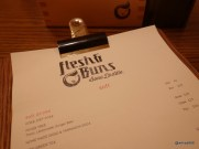 Flesh & Buns - Drinks Menu
