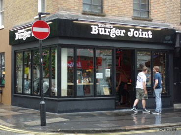 Tommi's Burger Joint - New Venue on Thayer Street (nr Marylebone High Street)