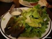 Grillshack - Green Salad with Blue Cheese Dressing