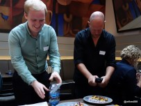Lima Restaurant London - How to use self-timers