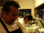 Lima Restaurant London - Chefs at work