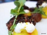 Lima Restaurant London - Wild black quinoa