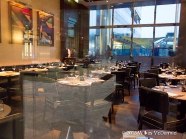 One Canada Square - Ground Floor Dining Area