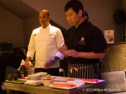 Sumosan: Sushi Chefs ready to correct the glaring mistakes