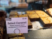 'Salted Caramel' (Salted Caramel Sauce sandwiched in 2 brownies) by Bad Brownie