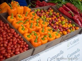 Peppers and Tomatoes from Cannatella & Colletti