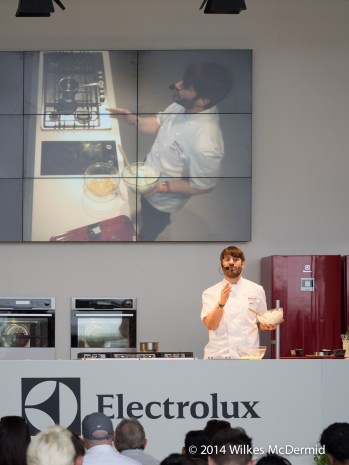 Electrolux Demo Stage
